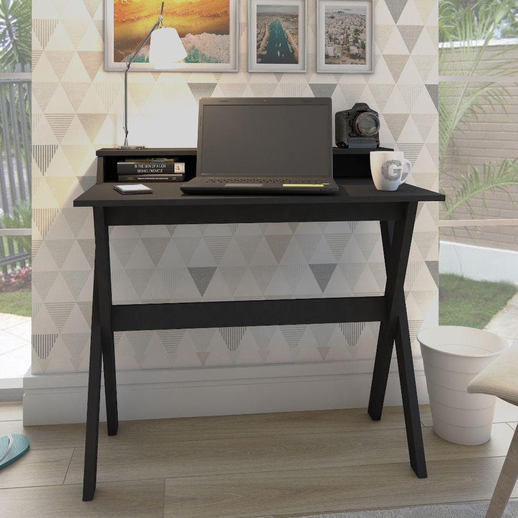 Click Furniture Italia Desk Black