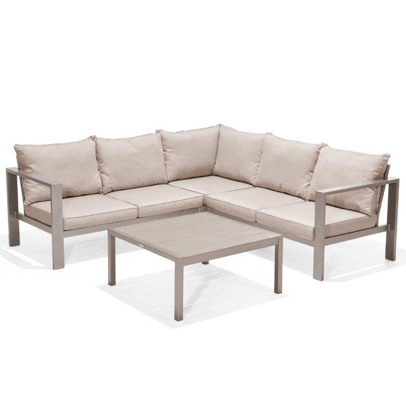 MON exteriors Morella Corner Lounge Set