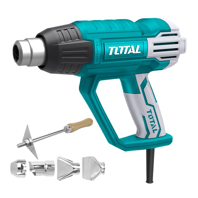 Total Tools Heat Gun 2000W