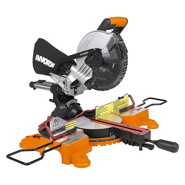Sliding Mitre Saw 20V 216Mm Tool Only Worx