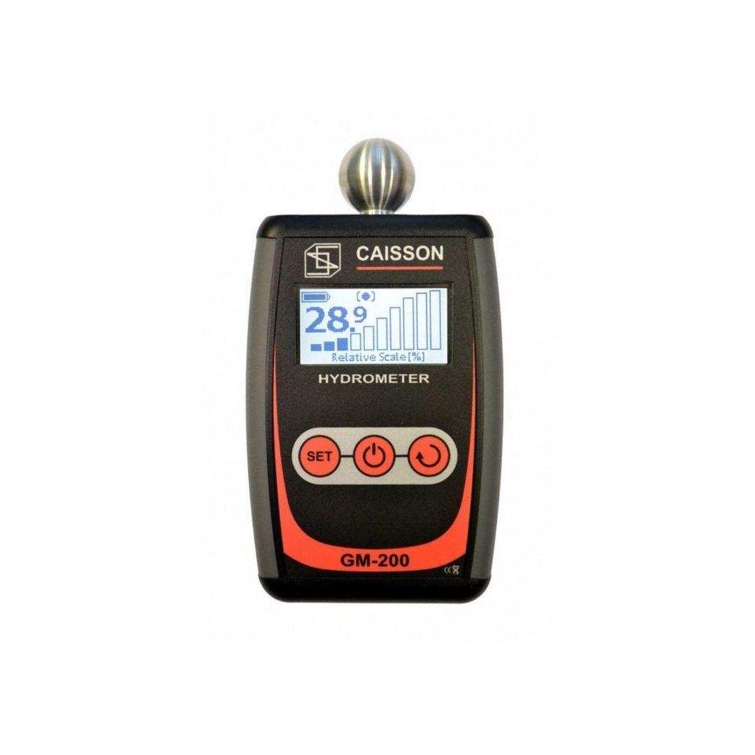Caisson Vi - D4 concrete moisture meter