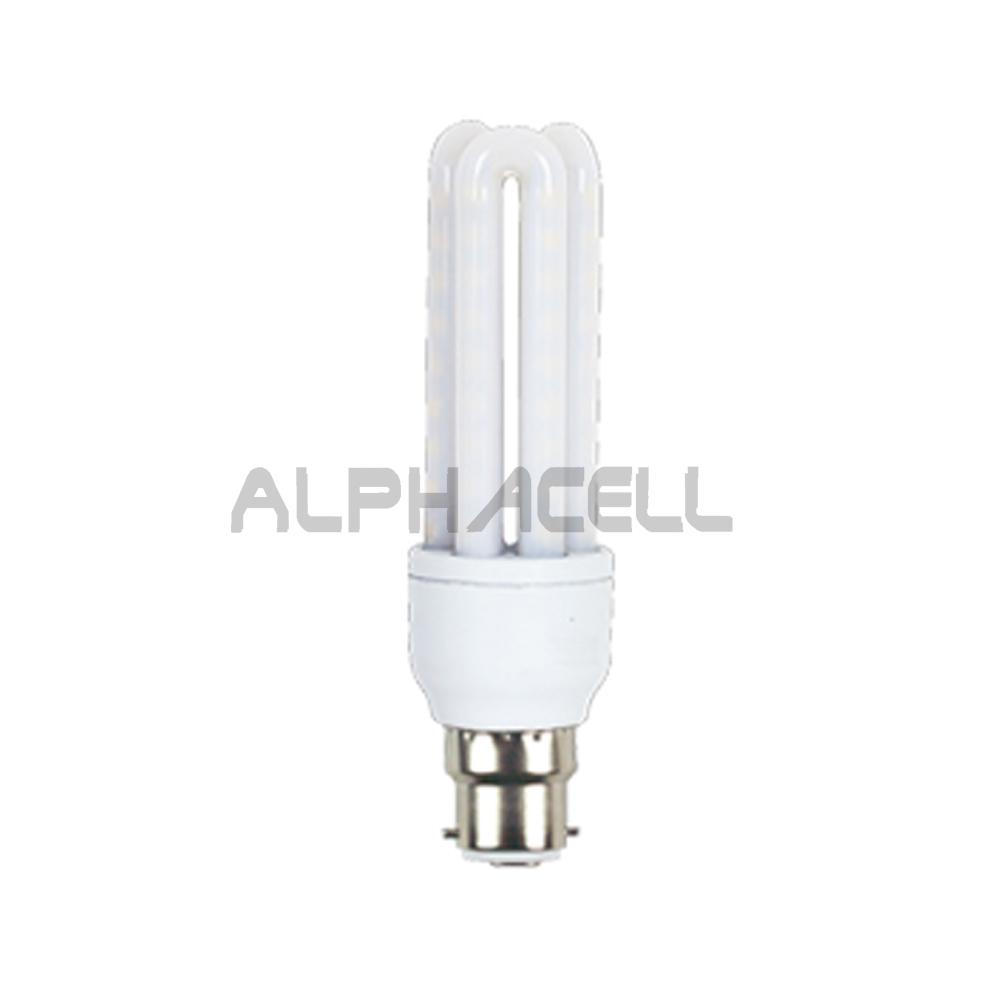 B22 LED U-SHAPE 10w Coolwhite KRILUX