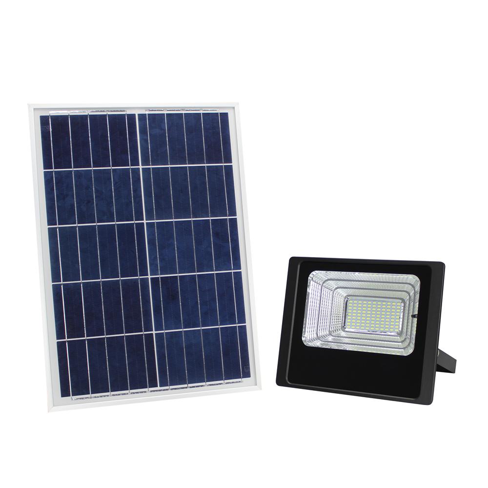 Solarmate Superlite Series 50 Watt LED Security Flood Light with Remote Control