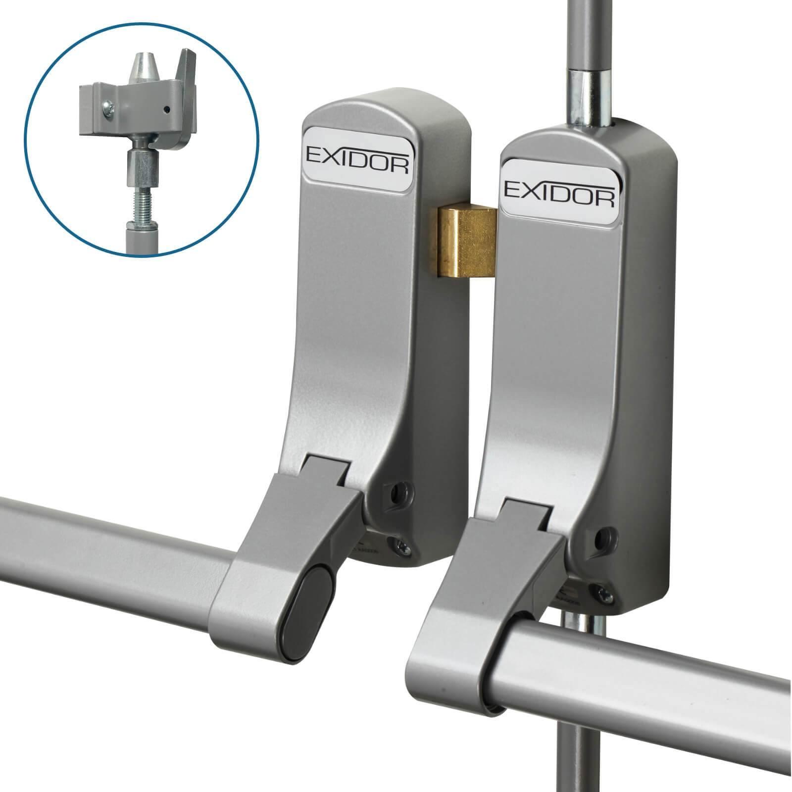 Fire Escape Door Locks - Push Bar