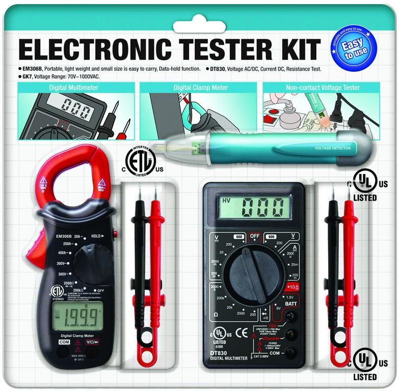 DIY Electronic Test Kit