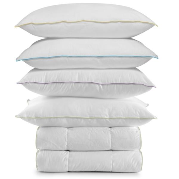 Lush Living - Bedding Set - Sleep Solutions - 5 Piece Bundle - Double