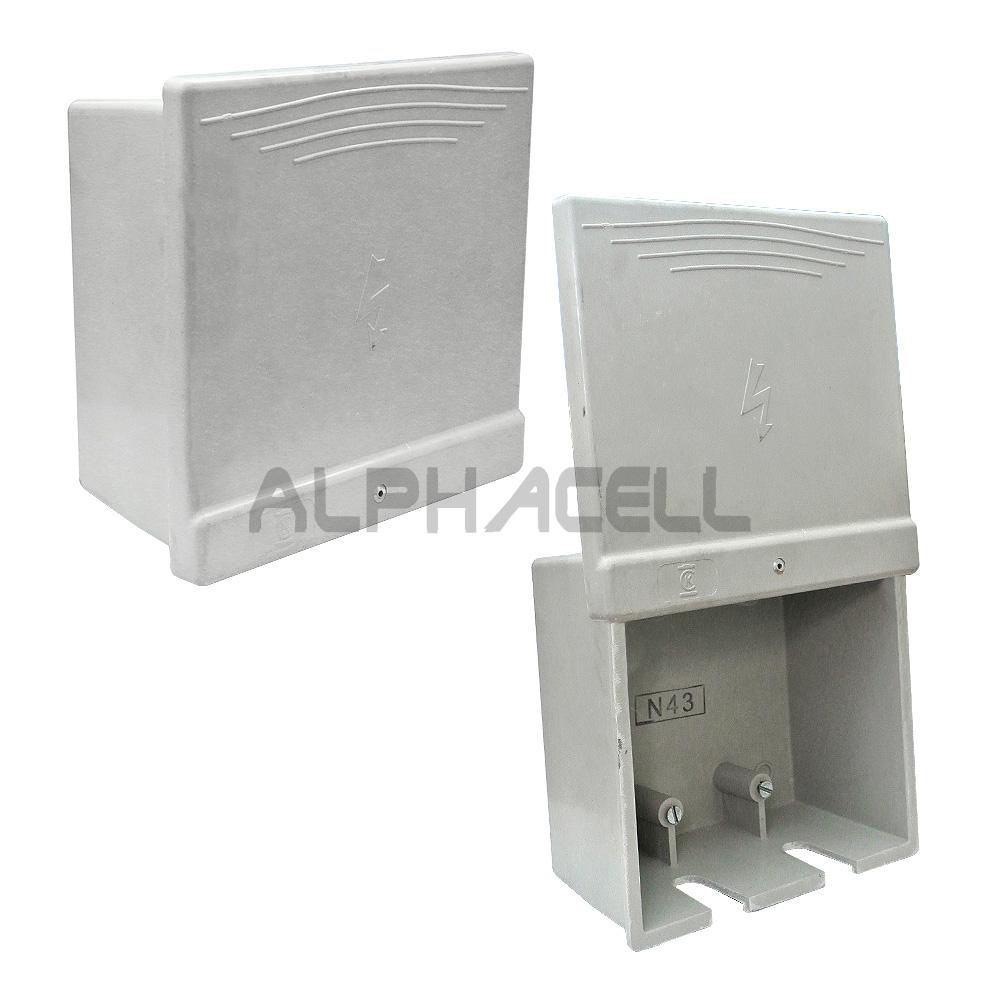 BOX Weatherproof Industrial DOUBLE 4x4