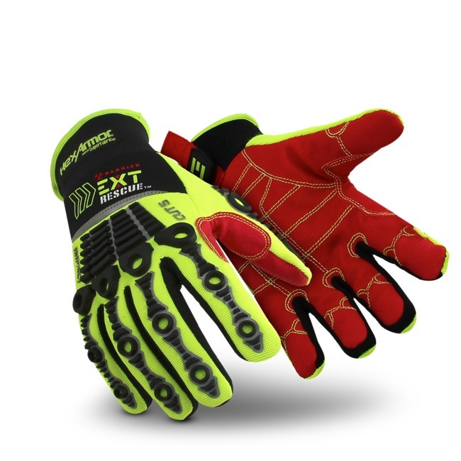 HexArmor EXT Rescue Barrier Safety Gloves 4014 - Small