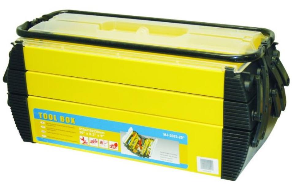 Aluminium Tool Box - 3083