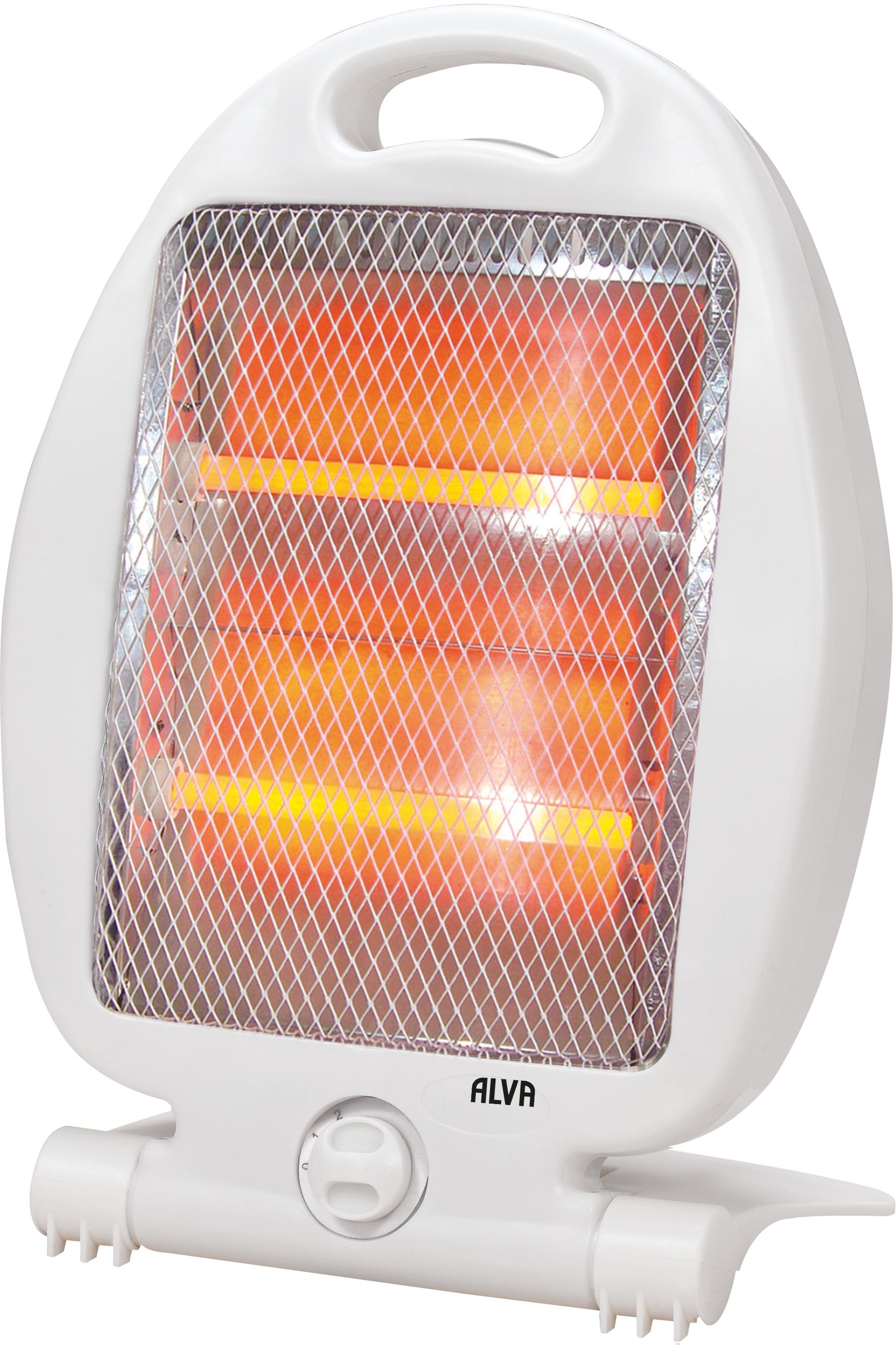 Alva - Electric Quartz Heater 800W