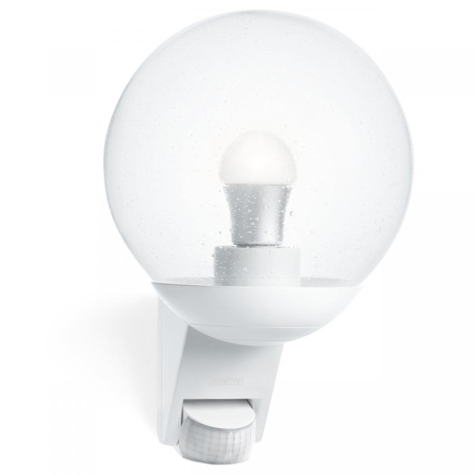 Steinel Sensor Switched Outdoor Light L 585 White - German Quality