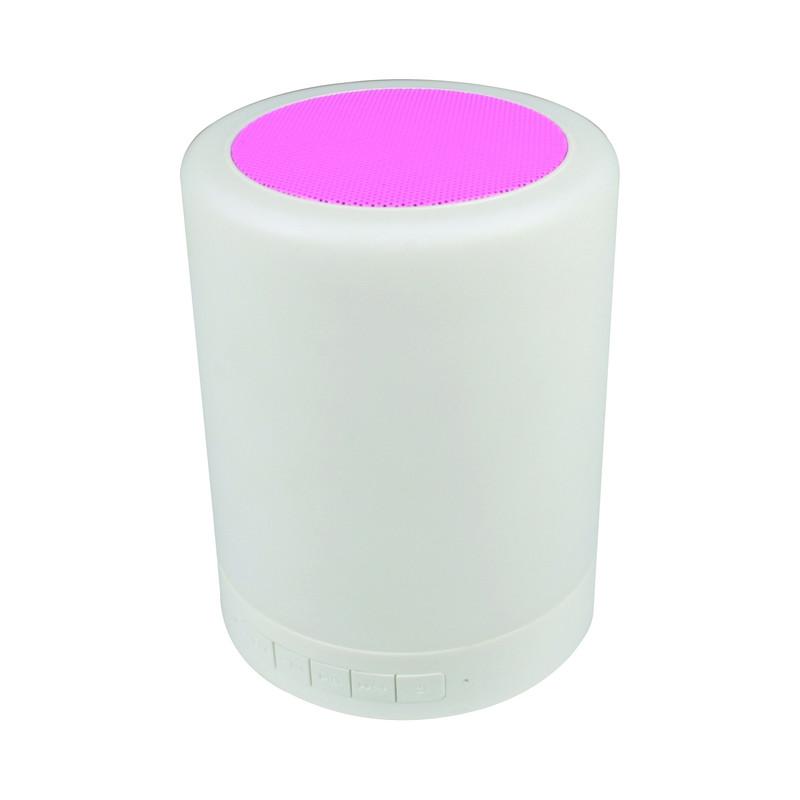 Rechargeable Bluetooth Speaker & Light