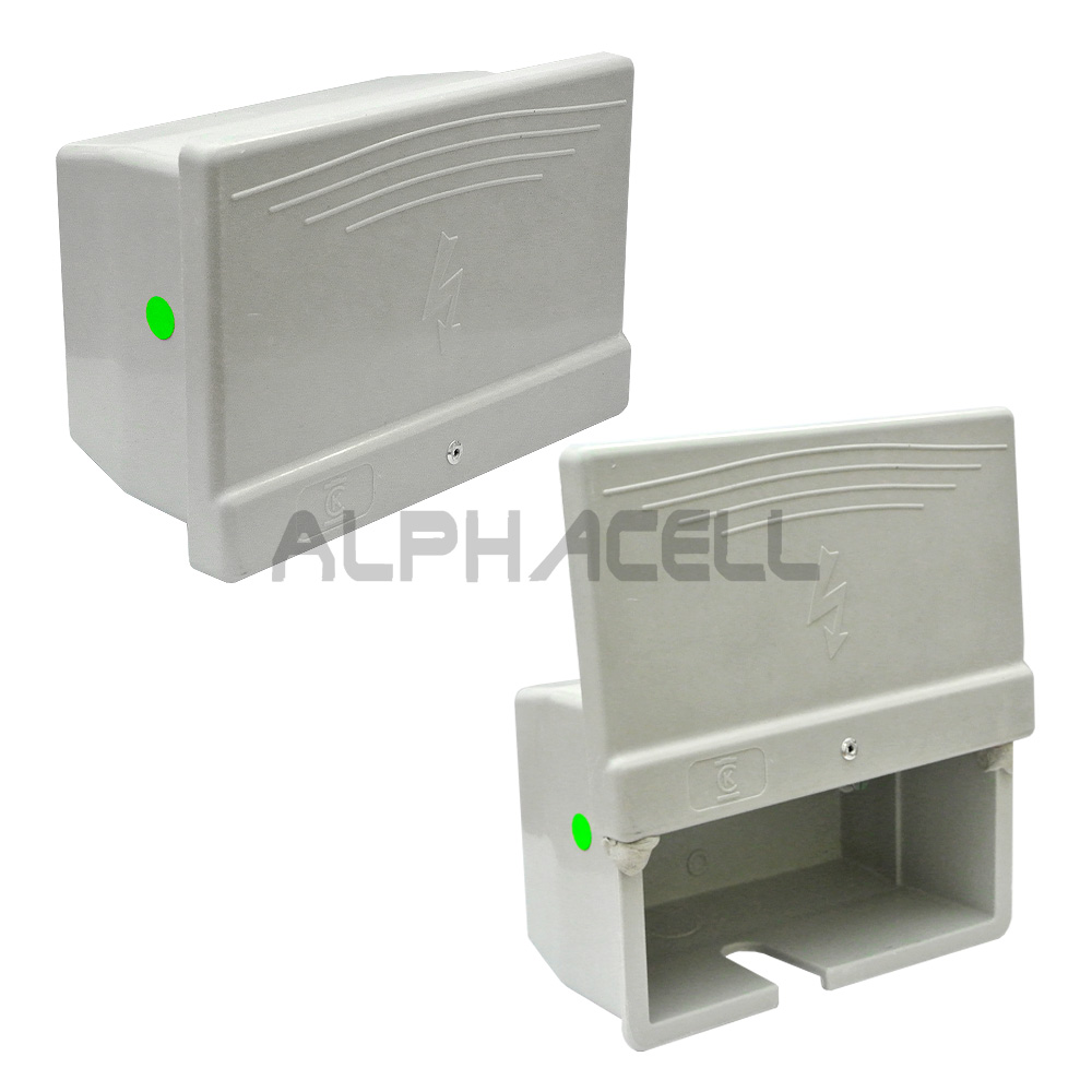 BOX Weatherproof Industrial SINGLE 4x2
