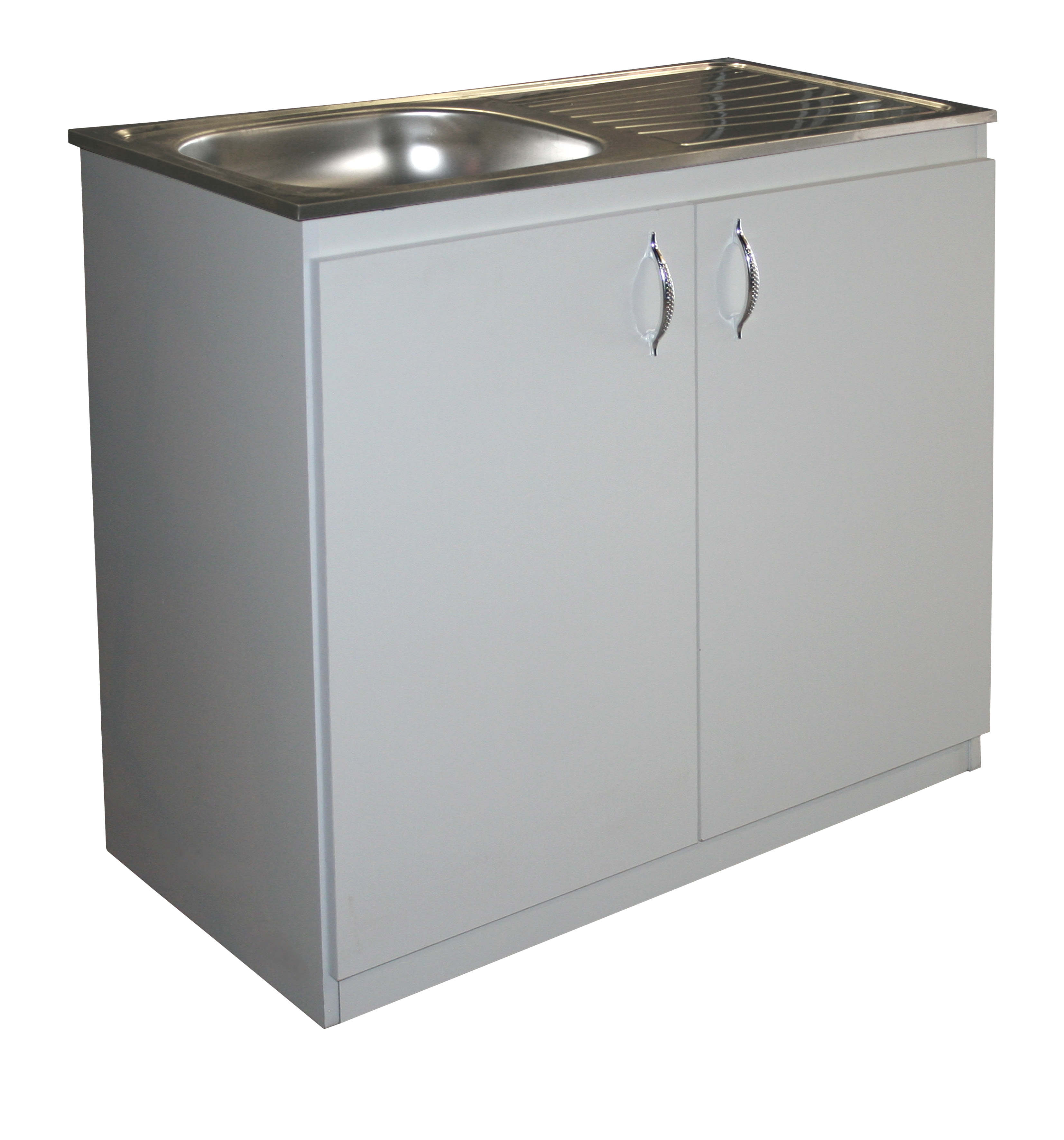 Sink Cabinet with stainless steel sink