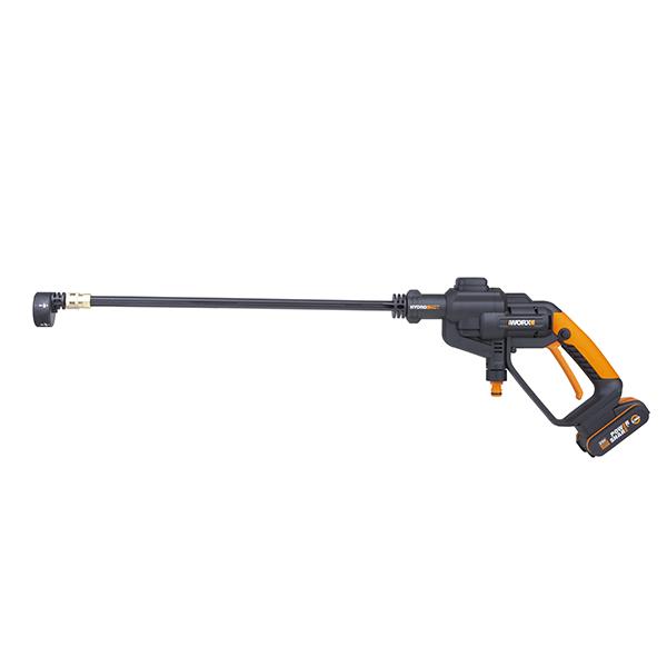 Hydroshot 20V 2.0Ah Bat Std Charger Set Worx 22 Bar 120L/H