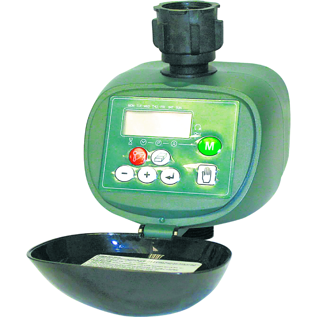 In-Line 7 Day Digital Water Timer