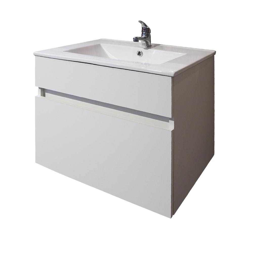 Denver Stylo Contractors Floating Bathroom Vanity Cabinet