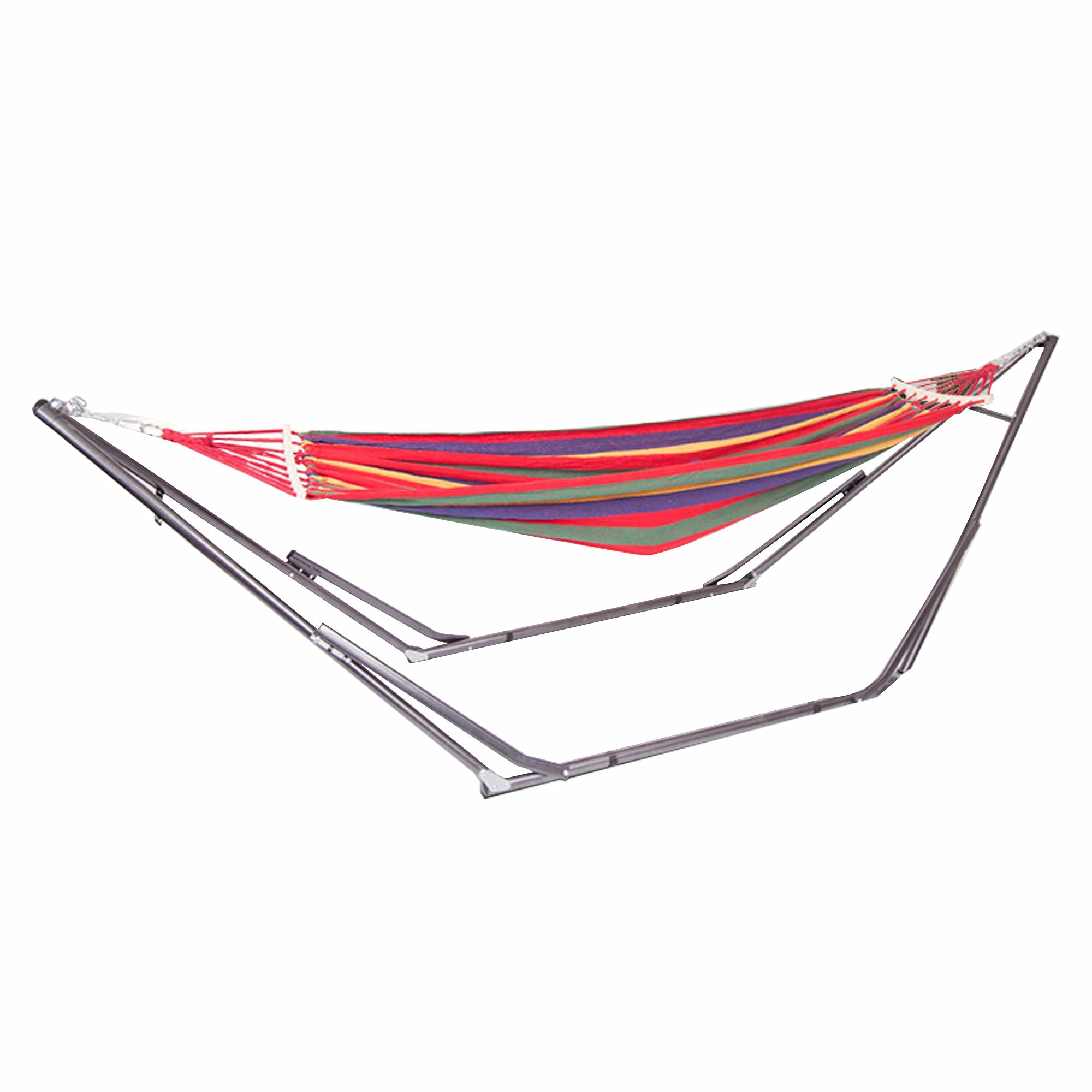 Portable Hammock with Metal Frame