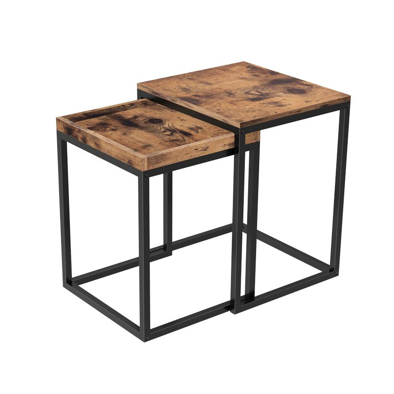 Quality Nesting Coffee Tables - Set of Two