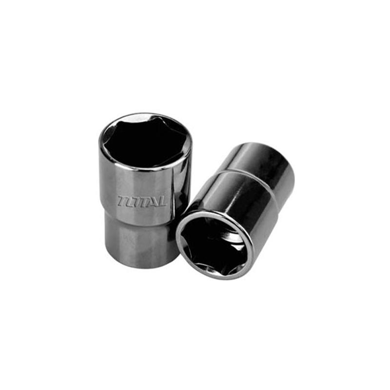 Total Tools Hexagonal Socket 1/2 13MM Industrial