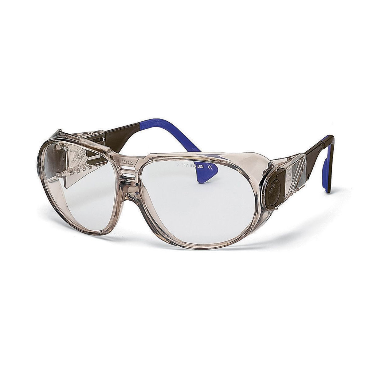 uvex futura safety spectacles - Taupe
