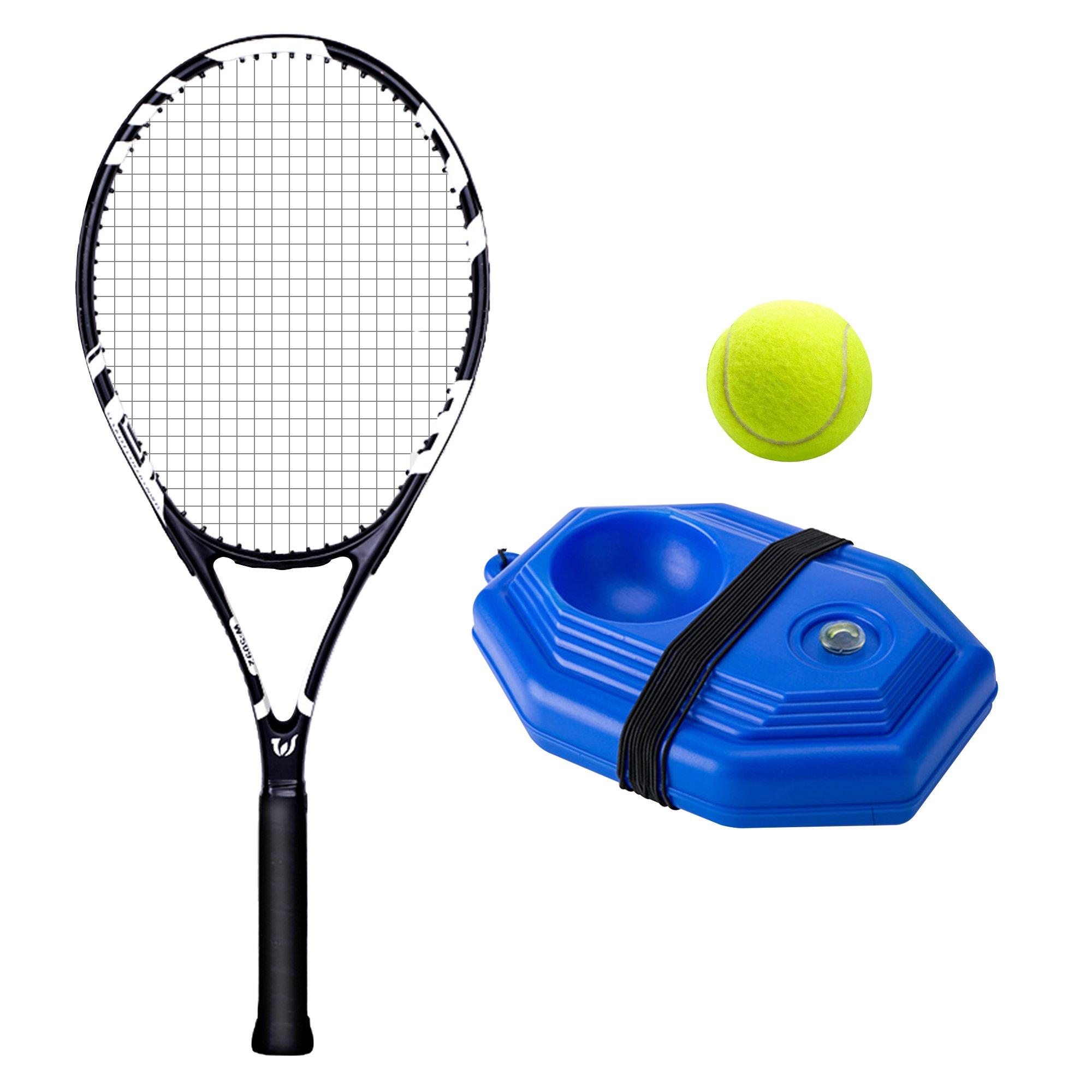 Solo Tennis Racket Training Set