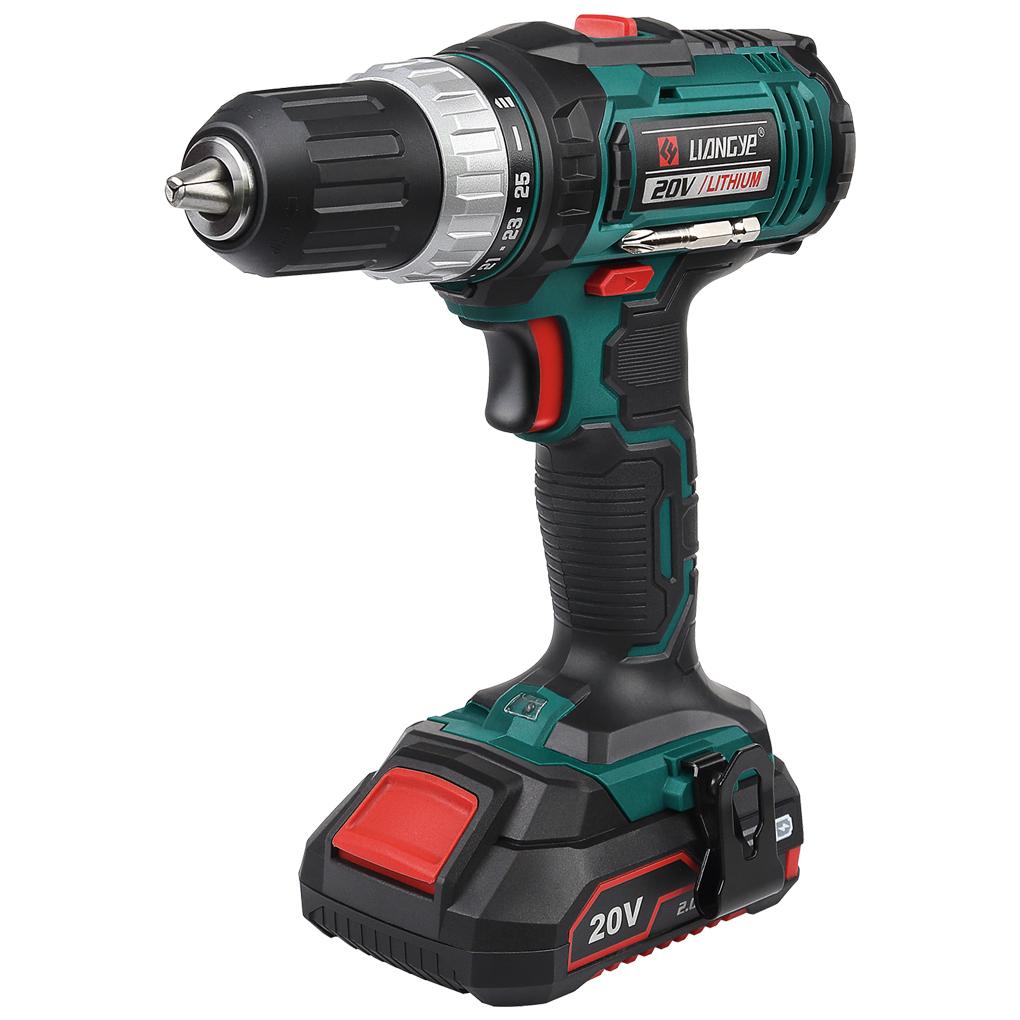 20V 2.0AH Cordless Drill