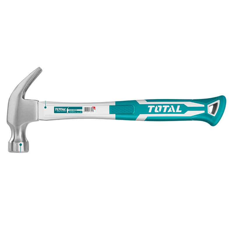 Total Tools Claw hammer 220g