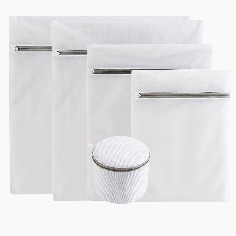 5pcs Clothes Bra Laundry Mesh Wash Bags
