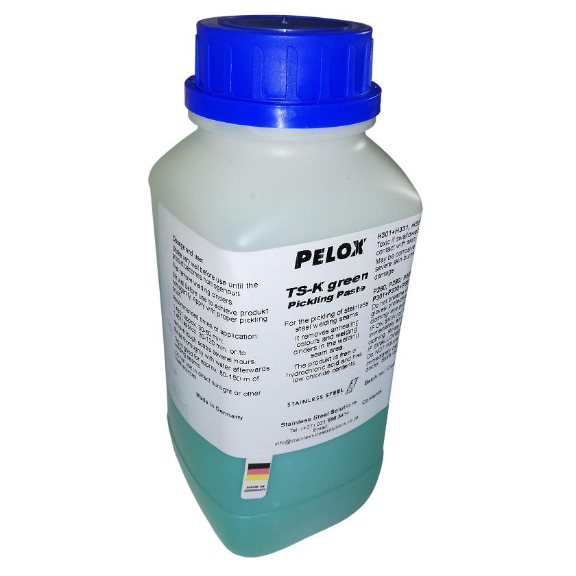 PELOX GREEN PICKLING PASTE 1KG