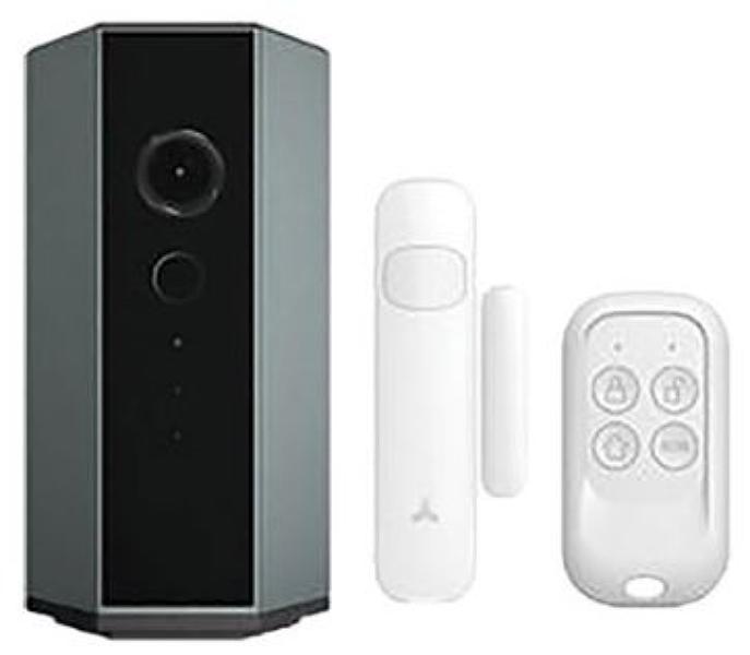 DIY Hybrid WiFi/GSM Smartcam Alarm System