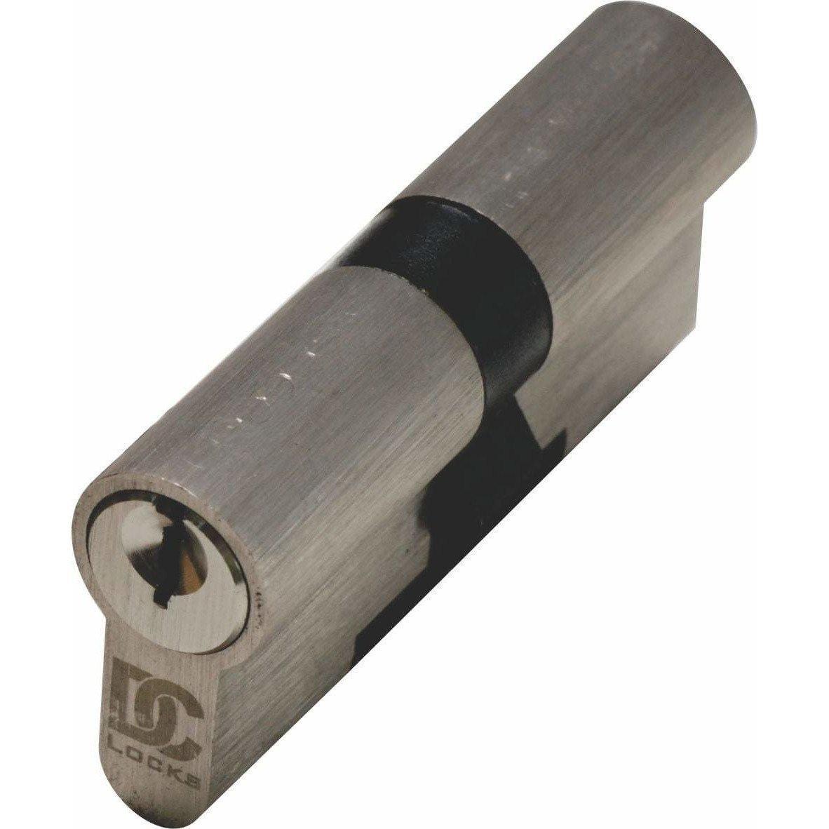 Double Door Lock Cylinder - 65mm