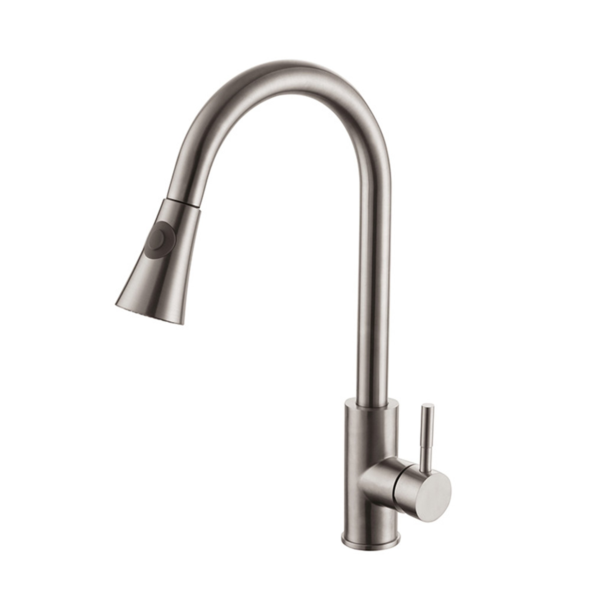 Retractable Pull Out Kitchen Sink Mixer Tap Faucet