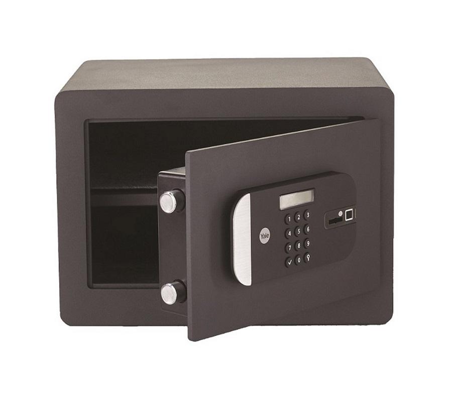 Maximum Security Fingerprint Safe - Home