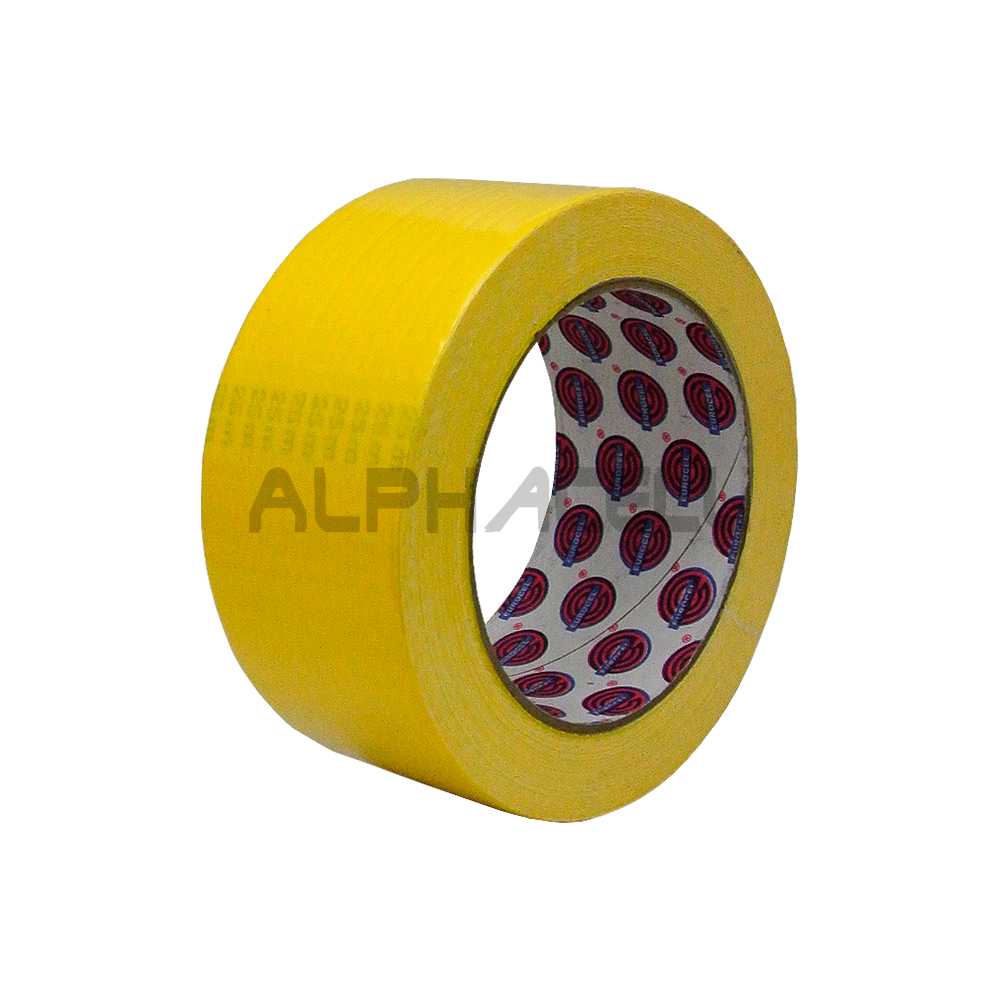 Duct Tape 48x25m Yellow