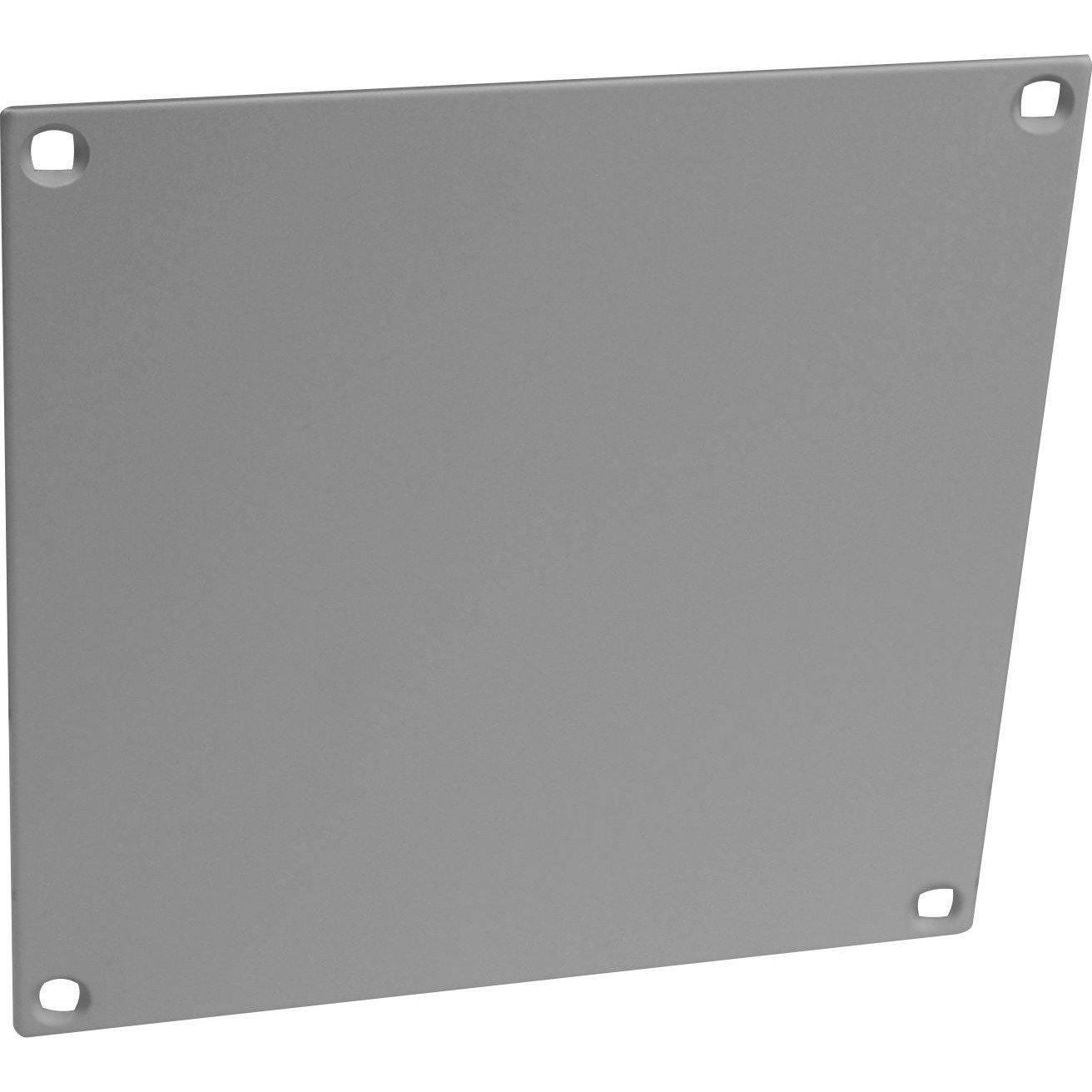 Aluminium Door Handles - 150 X 150mm - Push Plate