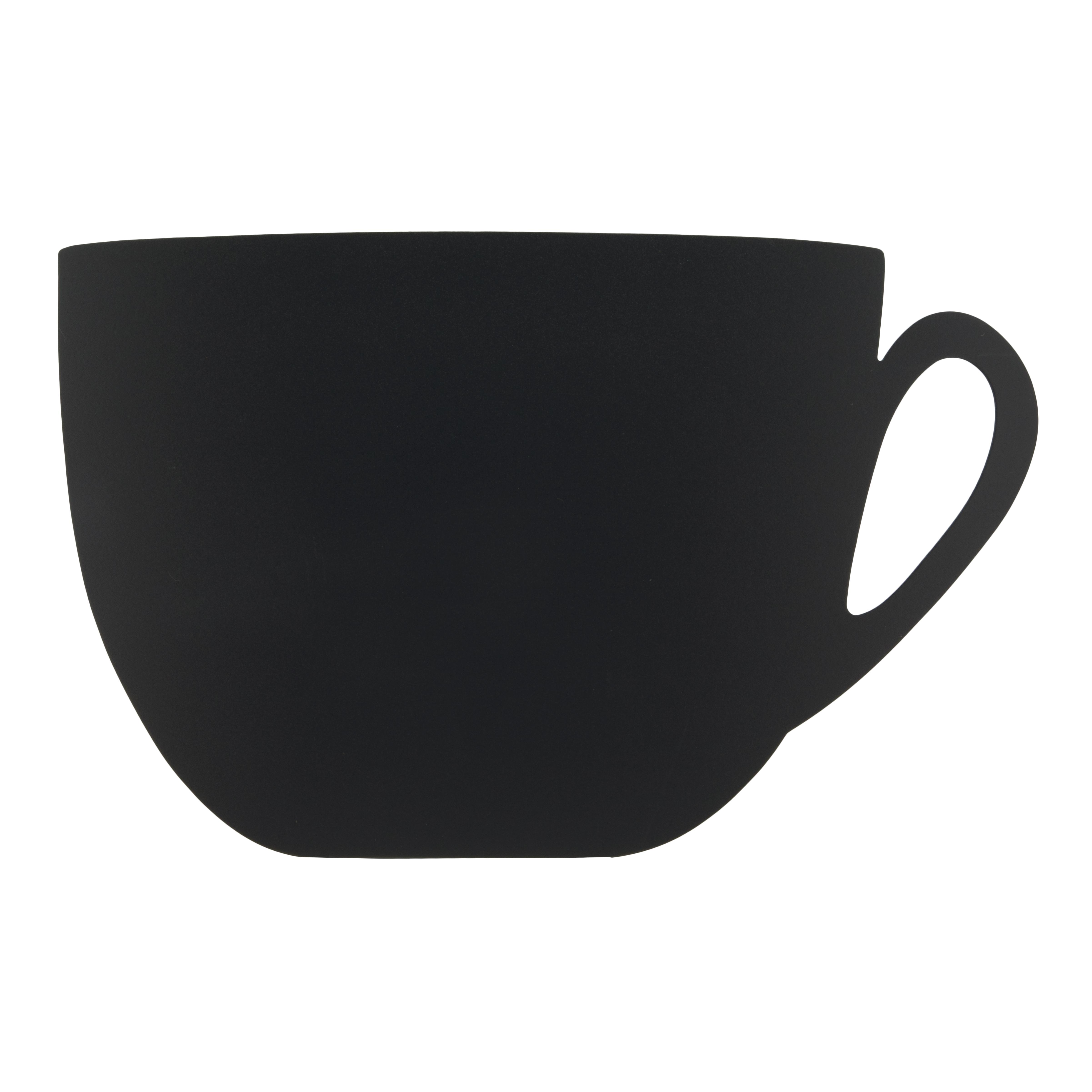 CUP WALL CHALKBOARD & CHALKMARKER