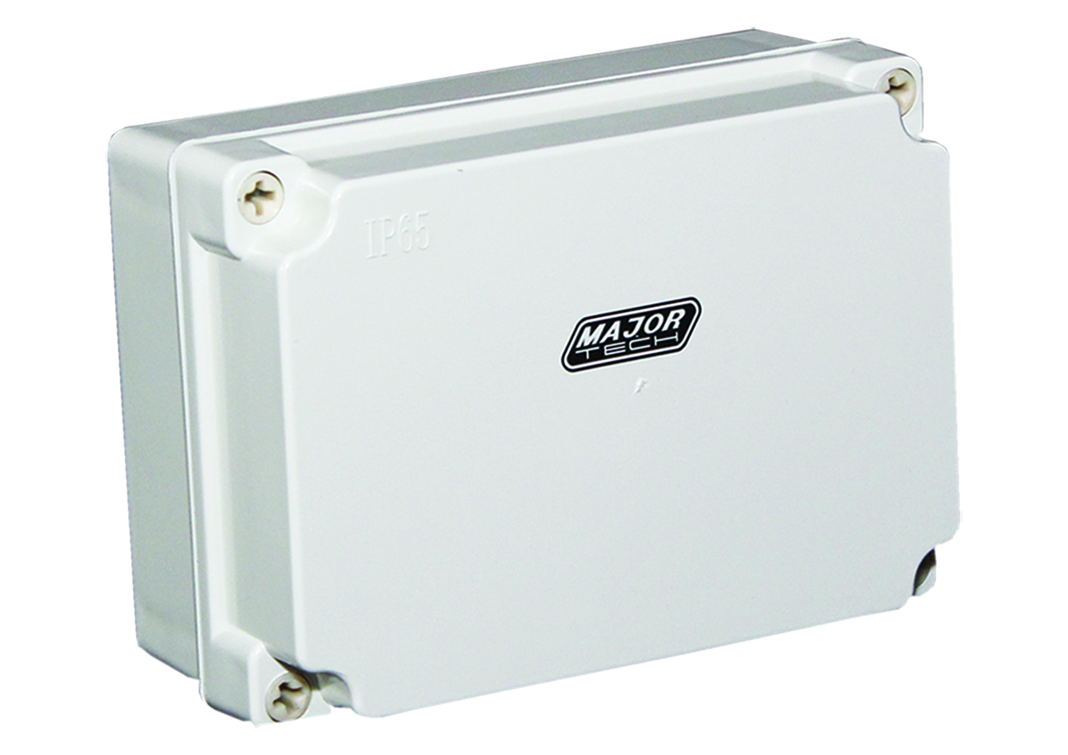 175mm x 125mm x 75mm IP65 Junction Box Pack of 2 (VW17127) - VETi