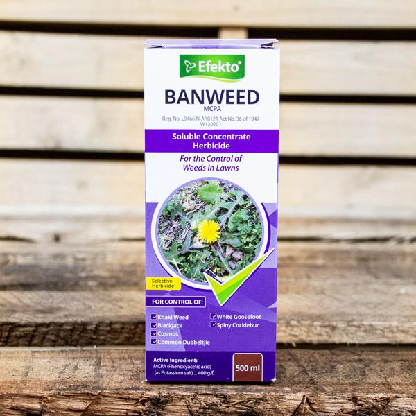 Efekto - Banweed 500ml