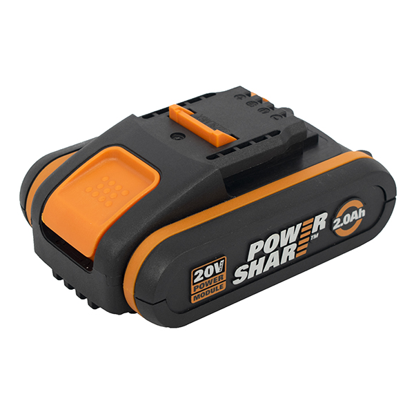 Battery Pack 20V 2.0Ah C/W Capacity Indicator Worx