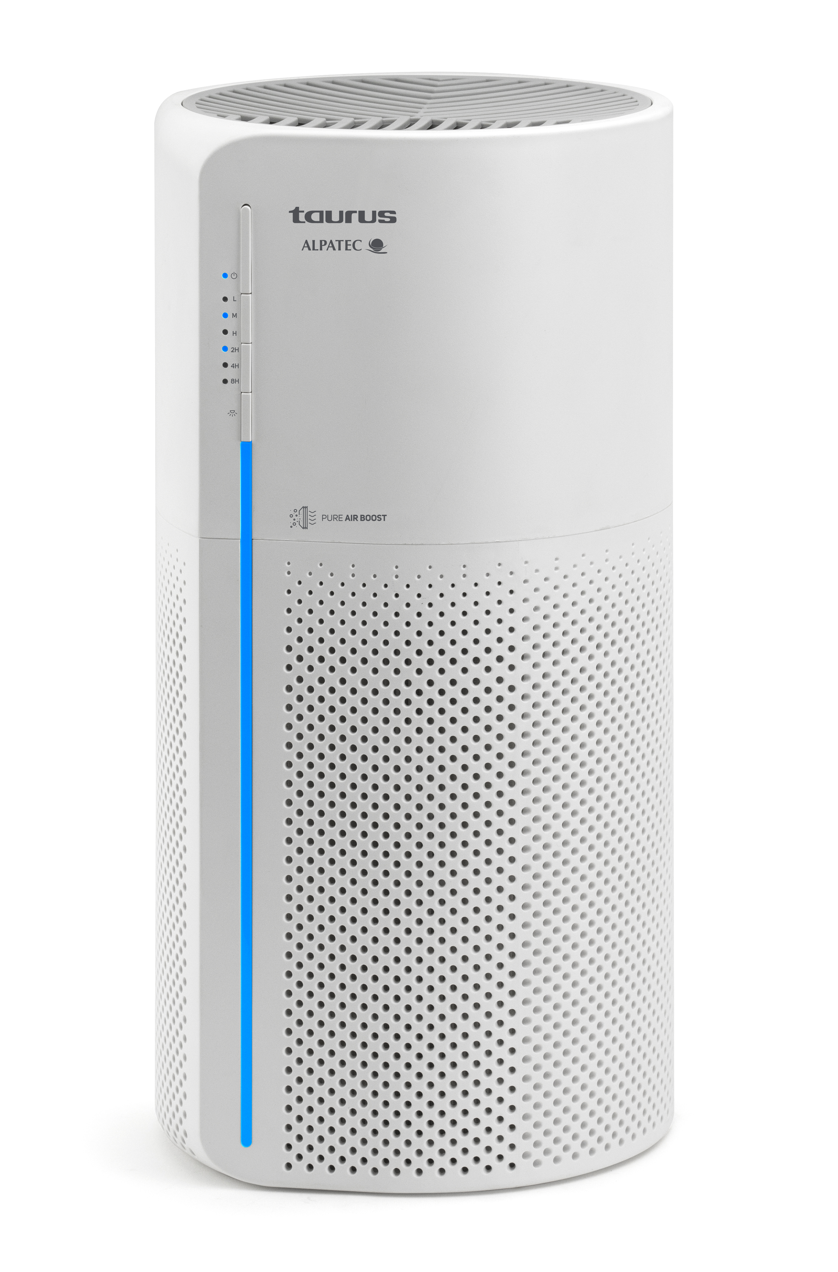 """Taurus Air Purifier With Timer Plastic White 3Speed 23W """"AP2030"""""""