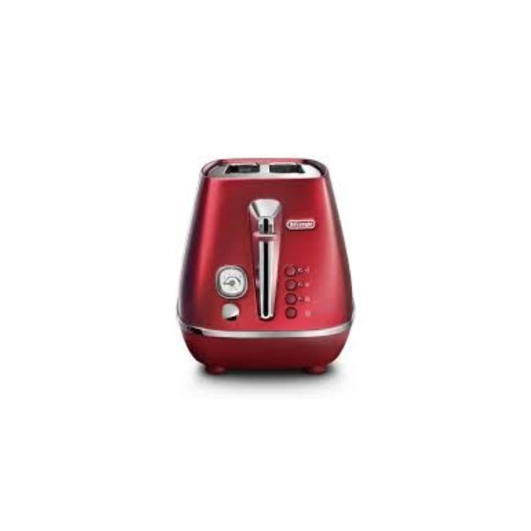 Delonghi Distinta Flair Toaster 2S RED