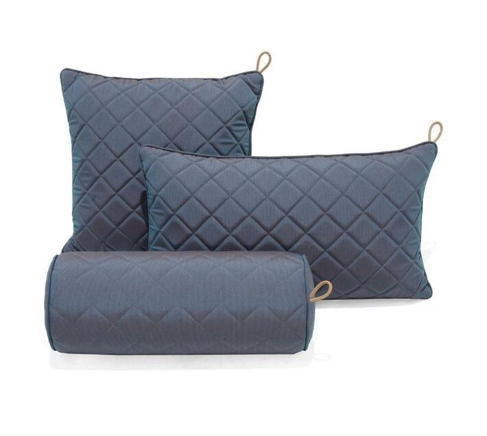 MON exteriors Scatter Cushion Set Blue