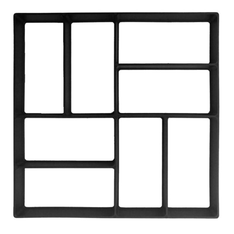 DIY Paving Mould – Brick Shape