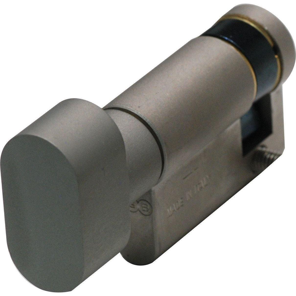 Half knob cylinder