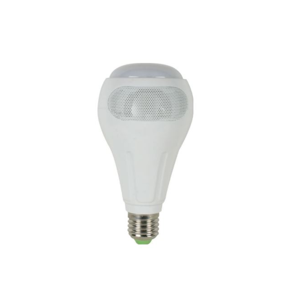 Adjustable Colour Temp Lamps with Remote, Speaker & Wifi Control