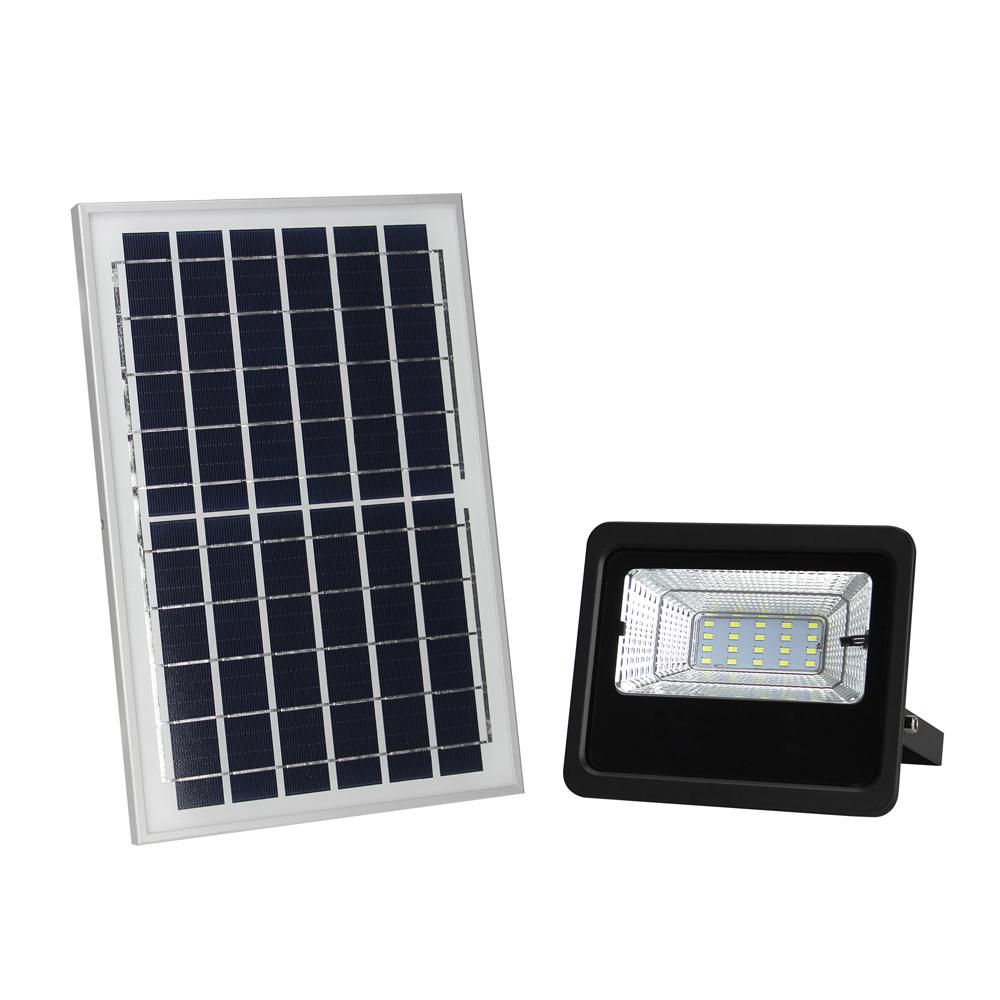 Solarmate Superlite Series 10 Watt LED Security Flood Light with Remote Control
