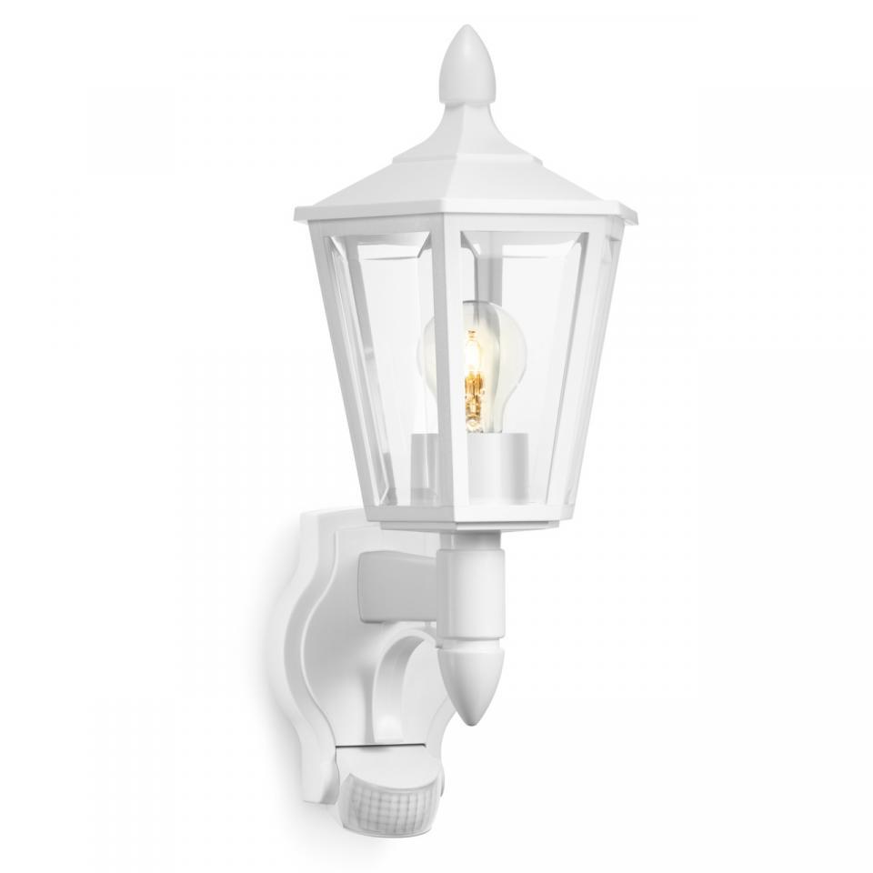 German Quality _ Steinel L 15 White _ Wall Mount Light _ Sensor Light _ Outdoor Light