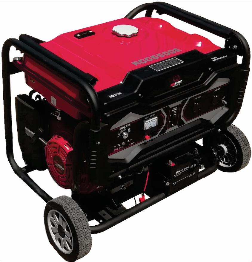 Red Rhino 5,5kW Petrol Generator