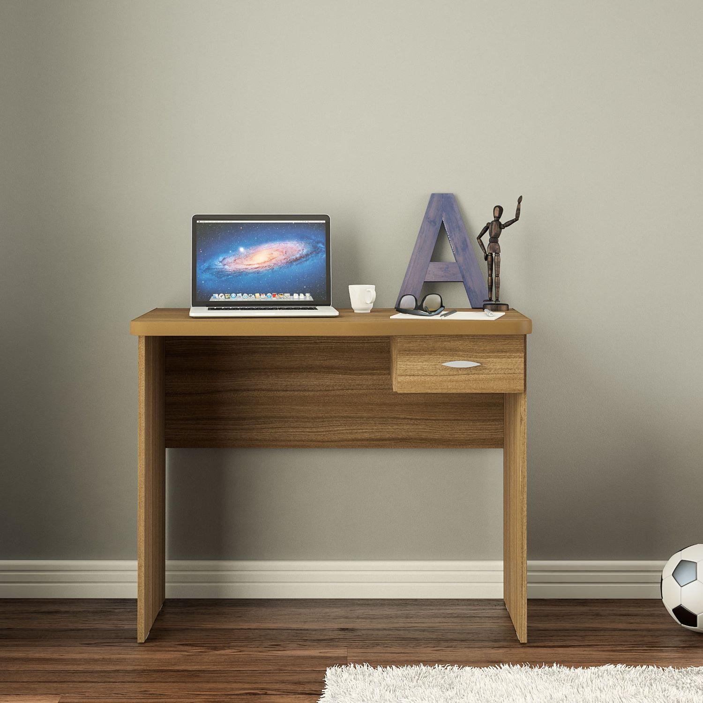Click Furniture Diego Brown Desk